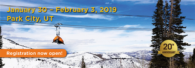 20th Annual AAOS/AOSSM/AANA Sports Medicine Course in Park City, UT